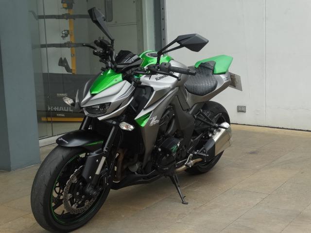 official photos 35326 99269 Kawasaki Zr1000