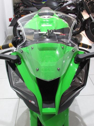 kawasaki zx-10r  - 2012 verde