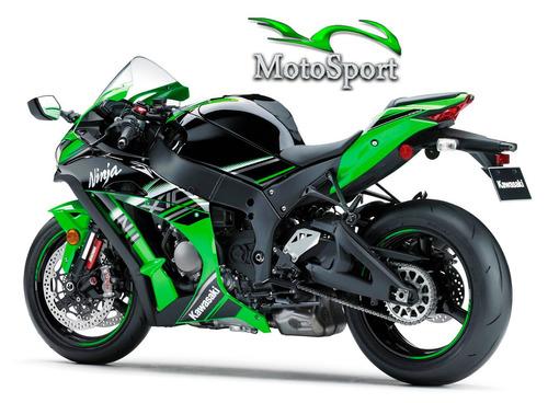kawasaki zx 10r zx10 abs krt edition www.motosport.com.ar