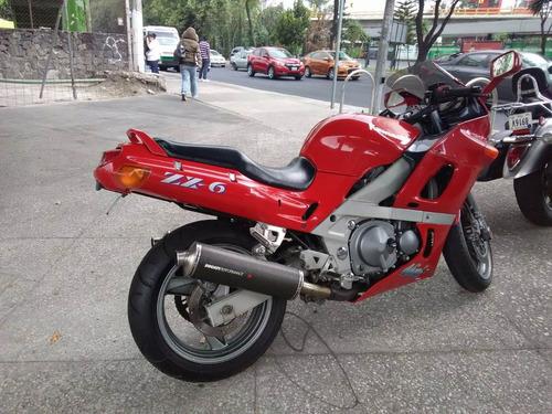kawasaki zx 600 1995