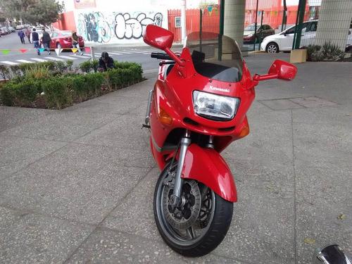 kawasaki zx 600 1995 impecable