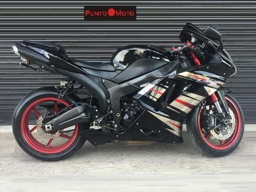 kawasaki zx 600 r  ninja !! puntomoto !! 15-2708-9671