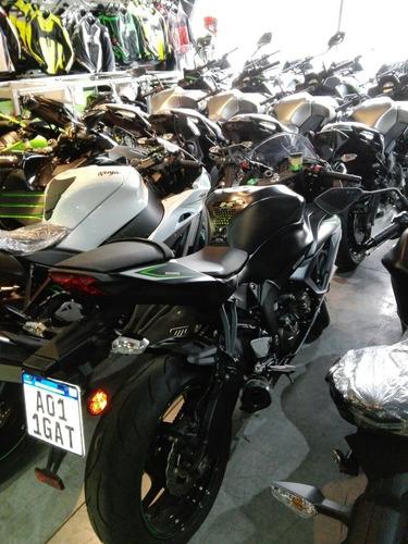 kawasaki zx 636 r 2016 370 km impecable !!!