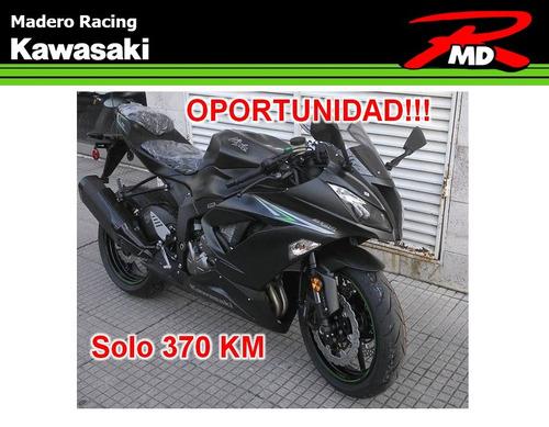 kawasaki zx 636 r 2016 370 km *** madero racing ***