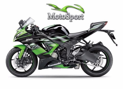kawasaki zx 636 zx636abs krt edition www.motosport.com.ar