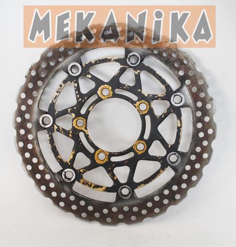kawasaki zx-6r 03-15 disco delantero: mekanika