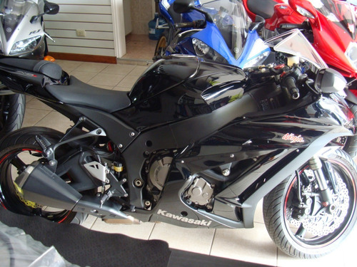 kawasaki zx10 modelo 2011 con 30.175km