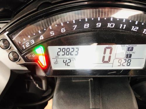 kawasaki zx10 r 1000 2011 - ipecável - varios acessórios