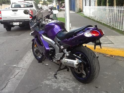 kawasaki zx12. 1200cc. mod. 2005.