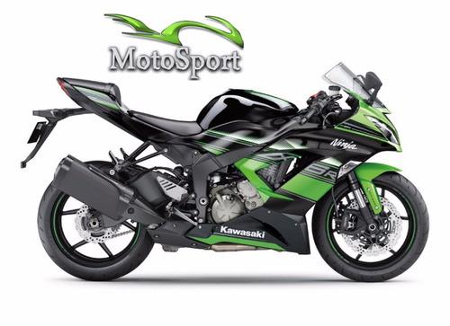 kawasaki zx636 zx 636 abs krt edition www.motosport.com.ar