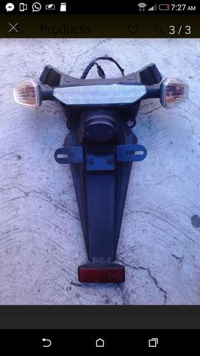 kawasaki zx6r 2008 ninja en partes solamente