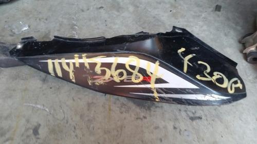 kawasaki zx6r 2013 636 ninja fairing colin lateral plastico