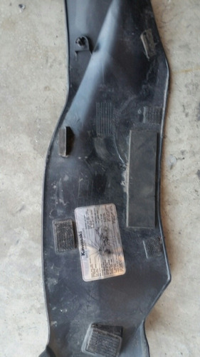 kawasaki zx6r 2013 636 ninja fairing lateral cover plastico