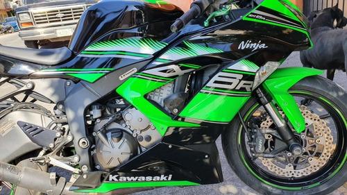 kawasaki zx6r 636 2015 como nueva