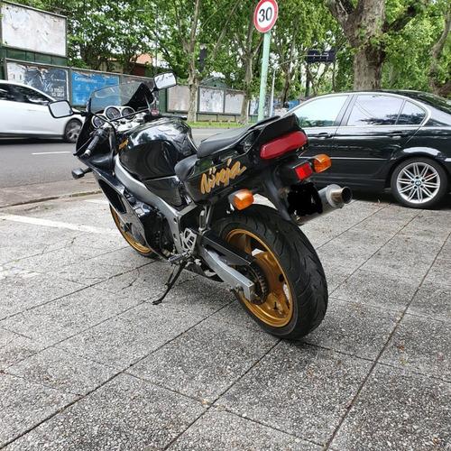 kawasaki zx6r modelo 1998 disssano automotores