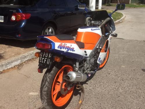kawasaki zxr 250 2001 4 cilin