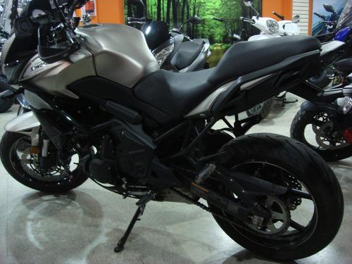kawasaski versys 650 abs 2017 impecable bansai motos