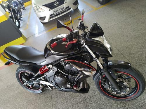 kawazaki er6n 650 cc 2011 muito nova oportunidade