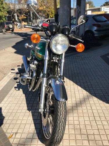 kawazaki kz 1000 1979 restaurada by caldarella ,increible ,