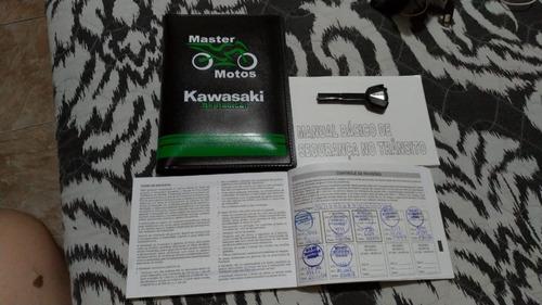 kawazaki z800 2016 revisoes e doc ok -  impecavel