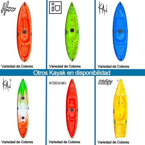 kayak angler atlantikayak pesca travesia + carro - initio