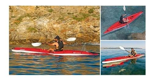 kayak bic scapa fit rigido frances hasta 130 kg nuevo 14´5