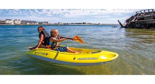 kayak bic sports ouasou frances hasta 110 kg rigido