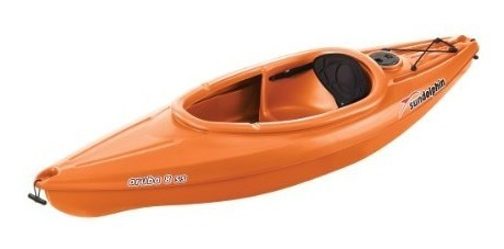 kayak de sol delfin modelo aruba ss de 8 pies