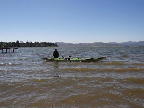 kayak de travesia doble