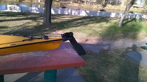 kayak de travesia m&g modelo pacifico