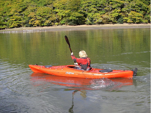 kayak feelfree - atlantis 12 travesia