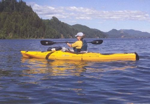 kayak feelfree - atlantis 14 travesia