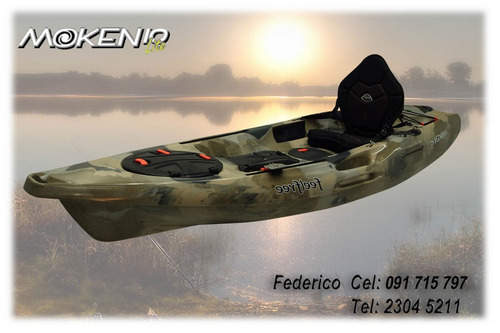 kayak feelfree - moken 10lite