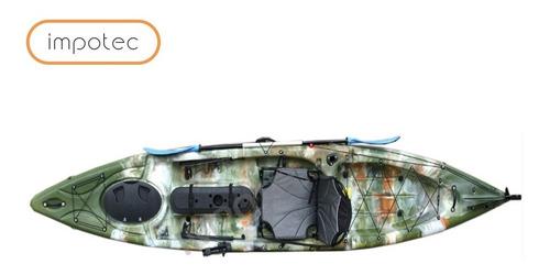 kayak grande pesca deportiva 300kg / impotec