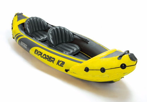 kayak inflable intex para 2 personas explorer k2 68307