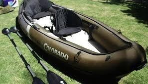 kayak inflable sevylor colorado