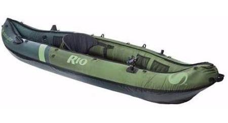 kayak inflable sevylor rio 1 persona / donde salinas