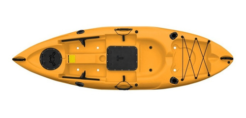 kayak malibu mini x para pesca y buceo color rojo