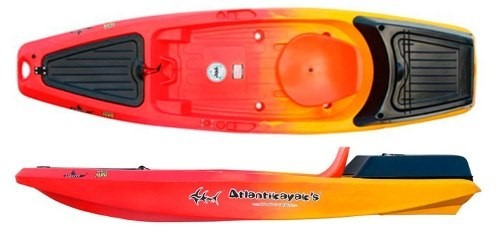 kayak mdq atlantik kayaks!!! ideal para pescar!!!