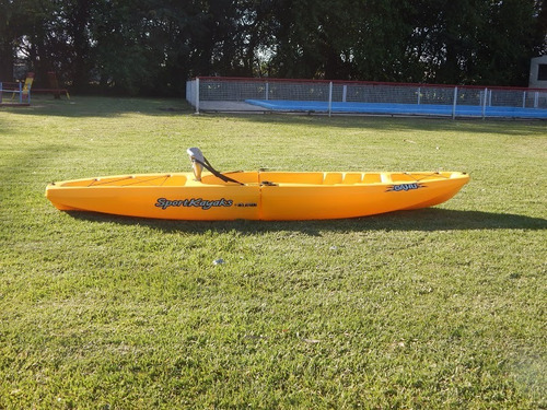 kayak modular doble oahu de sportkayaks c2 local en palermo