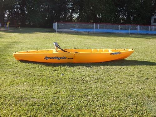kayak modular triple oahu de sportkayaks c2 con envio gratis