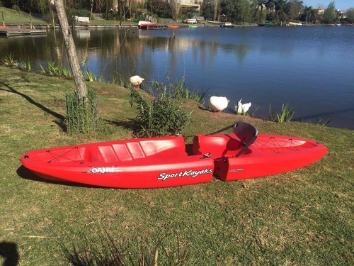 kayak modular triple oahu de sportkayaks c2 local en palermo