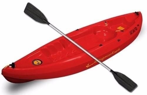kayak patagonian bravo + remo