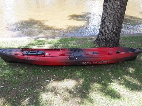 kayak ragnarok de skandynavian c1 para 3 pers envio gratis