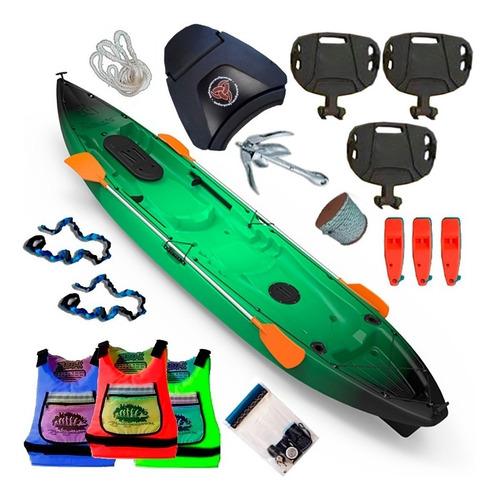 kayak ragnarok de skandynavian c12 3 pers local envio gratis