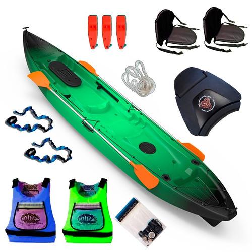 kayak ragnarok de skandynavian c13 3 pers cuotas en palermo