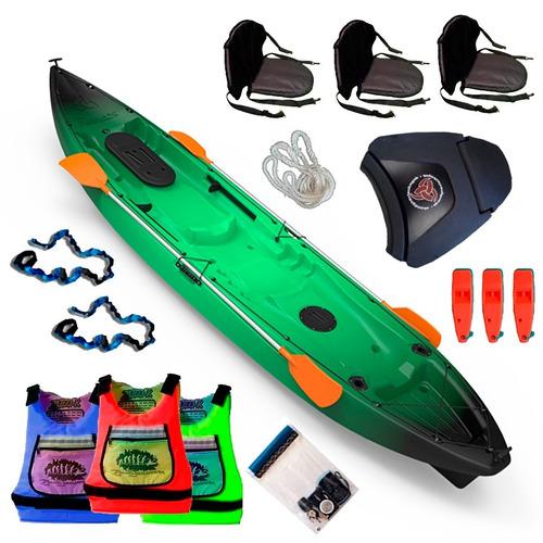 kayak ragnarok de skandynavian c14 3 pers en cuotas palermo