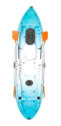kayak ragnarok de skandynavian c4 para 3 personas en palermo