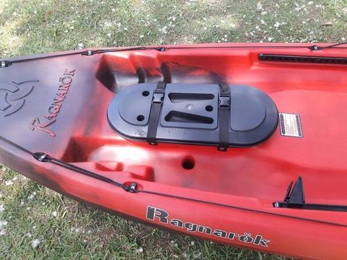 kayak ragnarok de skandynavian combo 2 para 3 personas