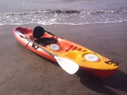 kayak rk raptor + accesorios c3 pesca palermo envio gratis